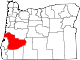 Douglas County, Oregon